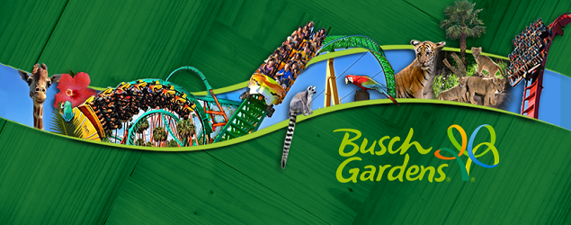 Busch Gardens Tampa Bay Whats On In Tampa