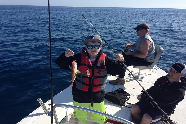 Fishing in tampa for Tampa bay fishing outfitters