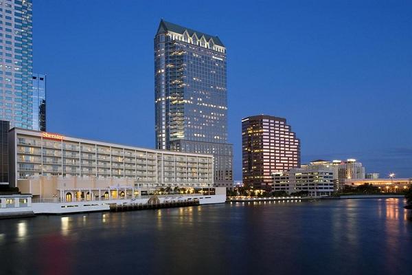 Sheraton Tampa Riverwalk Hotel