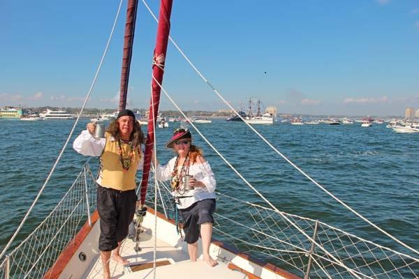 Olde World Sailing Line