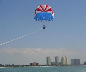 Chut em up parasail