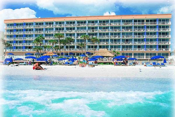 DoubleTree Beach Resort by Hilton Hotel Tampa Bay - North Redington Beach