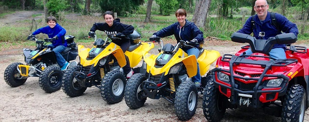 Croom ATV & Dirt Bike Rental